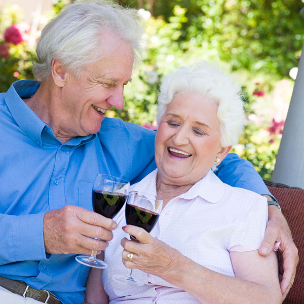 pensionati felici